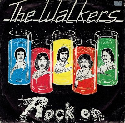The Walkers - Rock on
