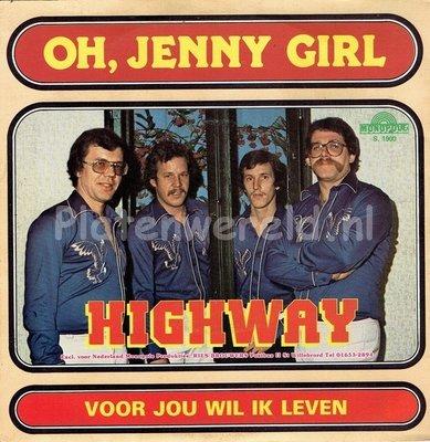 Highway - Oh Jenny girl