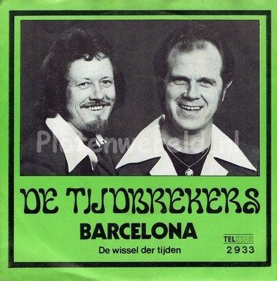 De Tijdbrekers - Barcelona