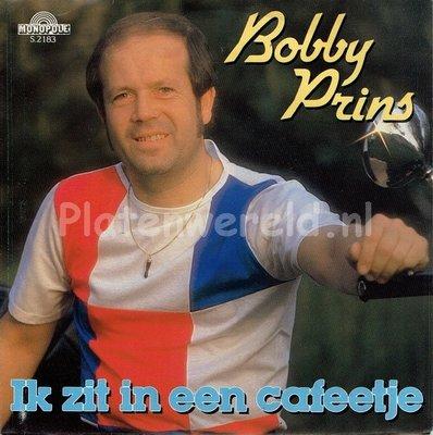 Bobby Prins - Ik zit in een cafeetje