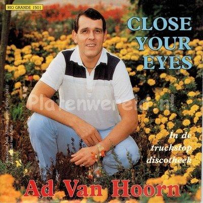 Ad van Hoorn - In de truckstop discotheek