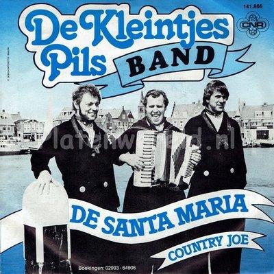 De Kleintjes Pils Band - Country Joe
