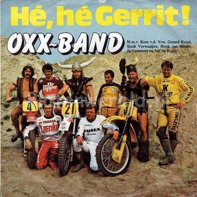Oxx Band - Hé hé Gerrit