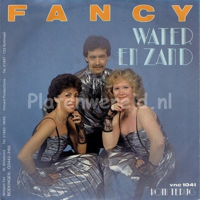 Fancy - Water en zand