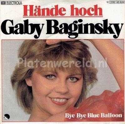 Gaby Baginsky - Hände hoch