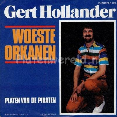Gert Hollander - Woeste orkanen