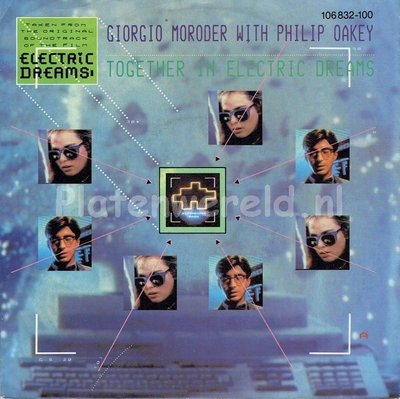 Giorgio Moroder whit Philip Oakey - Together in electric dreams