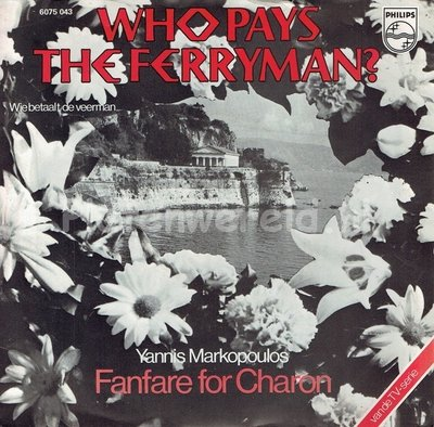 Yannis Markopoulos - Who pays the Ferryman