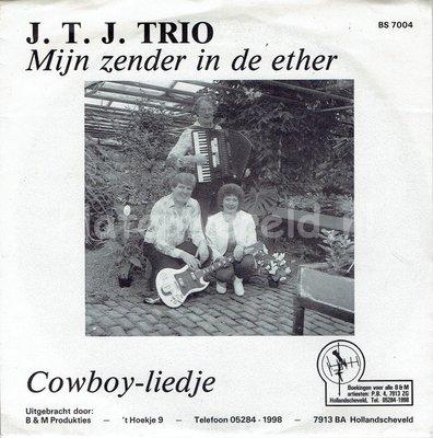 J.T.J. Trio - Mijn zender in de ether