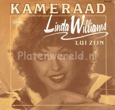 Linda Williams - Kameraad