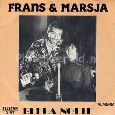 Frans & Marsja - Bella Notte
