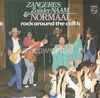 Zangeres Zonder Naam & Normaal - Rock Around The Clock