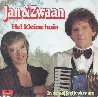 Jan & Zwaan - Het kleine huis