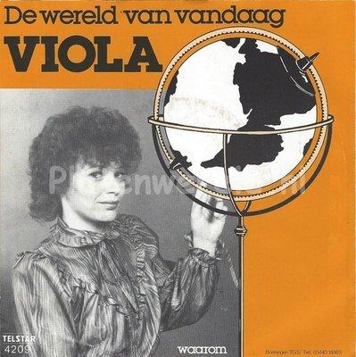 Viola - De wereld van vandaag