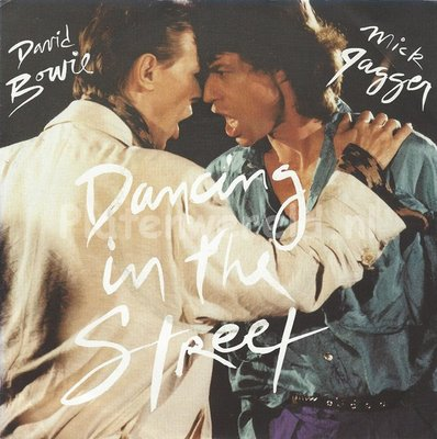 David Bowie & Mick Jagger - Dancing in the street