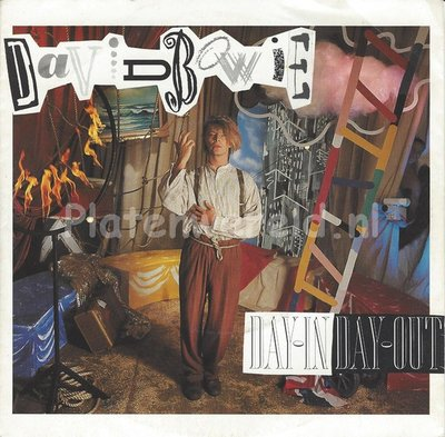 David Bowie ‎– Day in day out