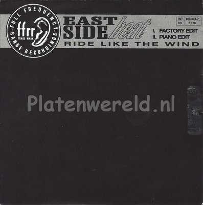 East side beat ‎– Ride like the wind (factory edit)
