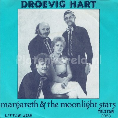 Margareth & the Moonlight Stars - Droevig hart