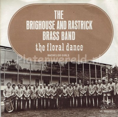 The Brighouse and Rastrick Brass Band - The floral dance