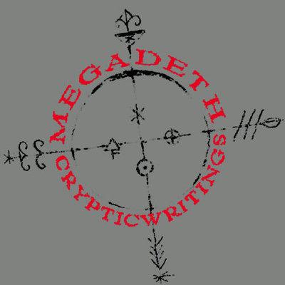 Megadeth - Cryptic Writings (LP Album)