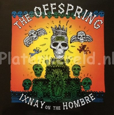 The Offspring - Ixnay on the Hombre (LP)