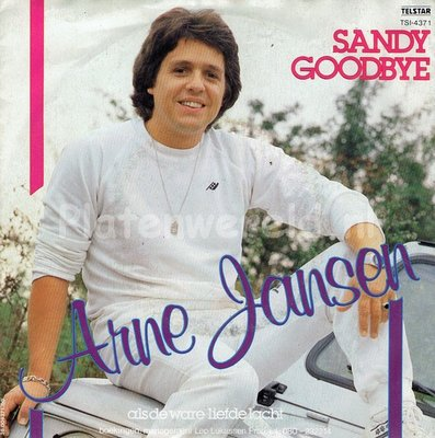 Arne jansen - Sandy goodbye