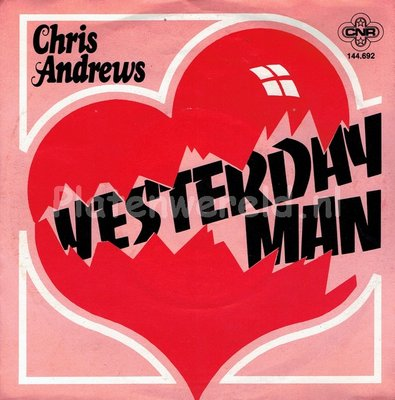 Chris Andrews - Yesterday ma