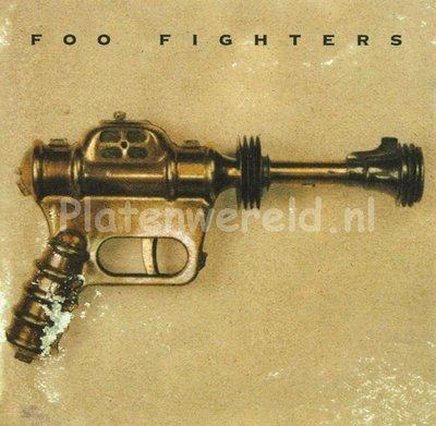 Foo Fighters - Foo Fighters (LP)