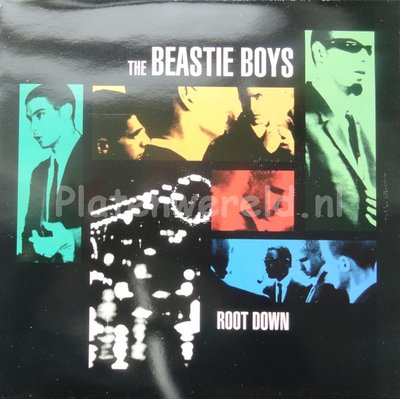 The Beastie Boys - Root down (lp)