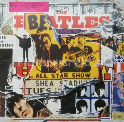 The Beatles - Anthology 2 (lp)