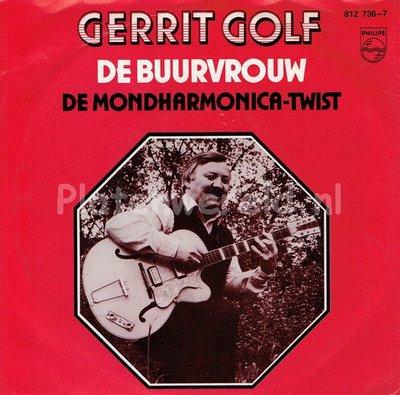 Gerrit Golf - De buurvrouw