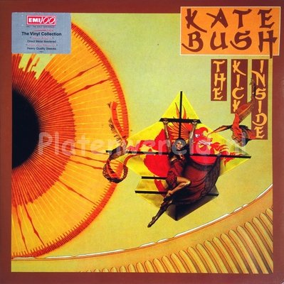 Kate Bush - The kick inside (LP EMI 100)