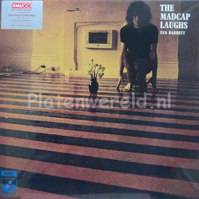 Syd Barrett - The madcap laughs (LP EMI 100)