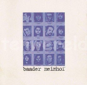 Baader Meinhof - Baader Meinhof (LP)