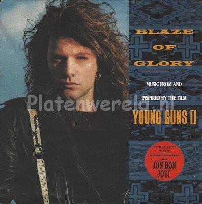 Jon Bon Jovi – Blaze of glory