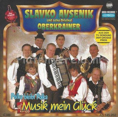 Slavko Avsenik und seine Original Oberkrainer – Musik mein glück