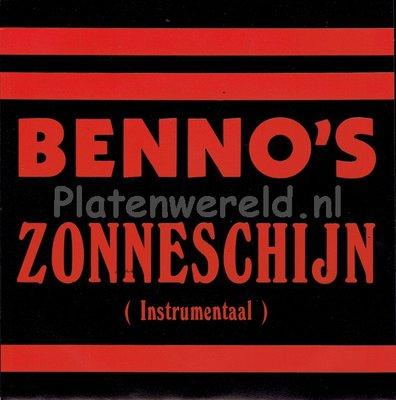 Benno's - Zonneschijn