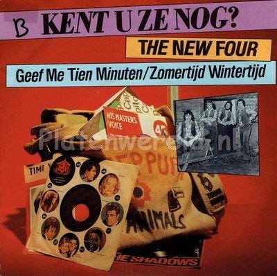 The New Four - Geef me tien minuten