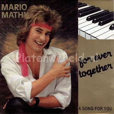 Mario Mathy - For ever together