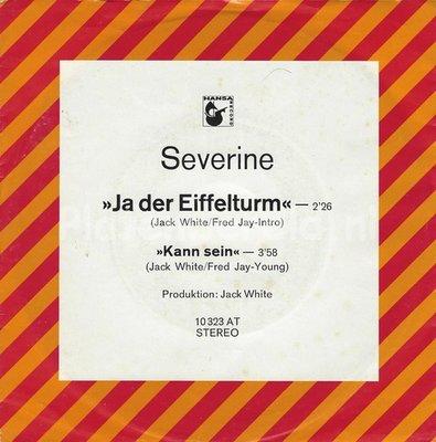Severine – Ja der eiffelturm