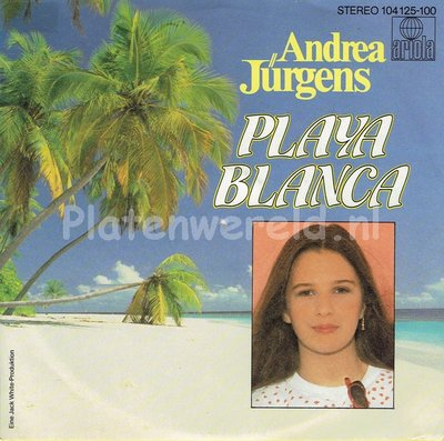 Andrea Jurgens - Playa Blanca