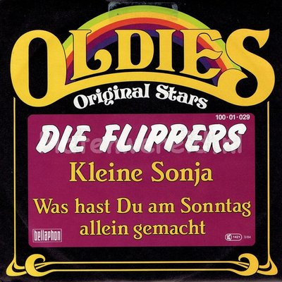 Die Flippers - Kleine Sonja