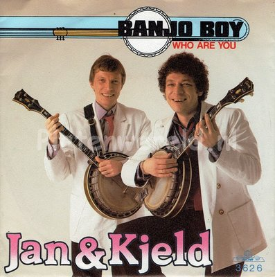 Jan & Kjeld - Banjo boy