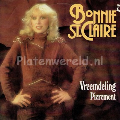 Bonnie St. Clair - Vreemdeling