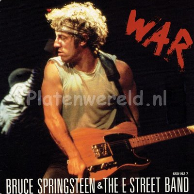 Bruce Springsteen & The E Street Band - War