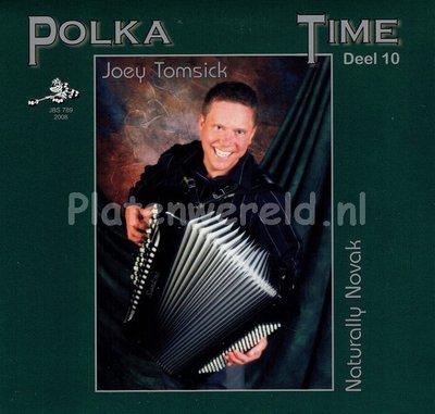 Joey Tomsick - Northcoast polka