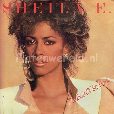 Sheila E - The belle of St.Mark
