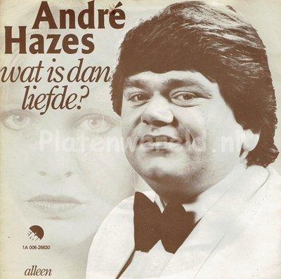Andre Hazes - Wat is dan liefde