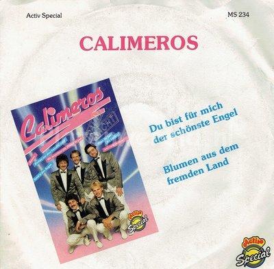 Calimeros - Du bist für mich der schönste engel