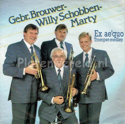 Gebr. Brouwer, Willy Schobben, Marty - Ex ae'quo